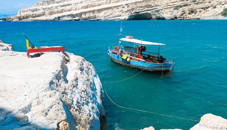 Kreta-Matala