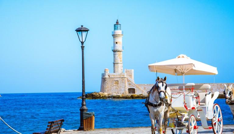 Kreta-Pferdetouren