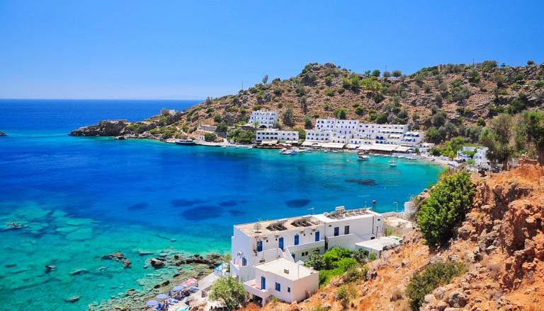 Kreta-Reisezeit.