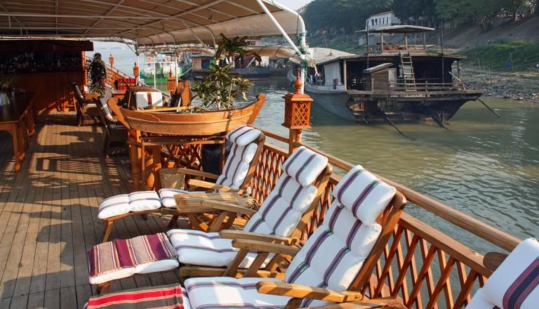 Kreuzfahrt- Irrawaddy - Anbieter