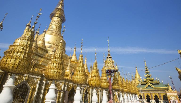 Kreuzfahrt- Irrawaddy - Pyay
