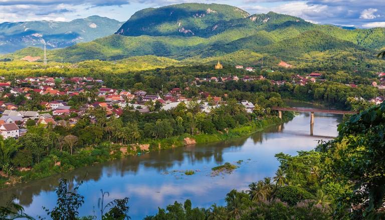 Kreuzfahrt - Mekong