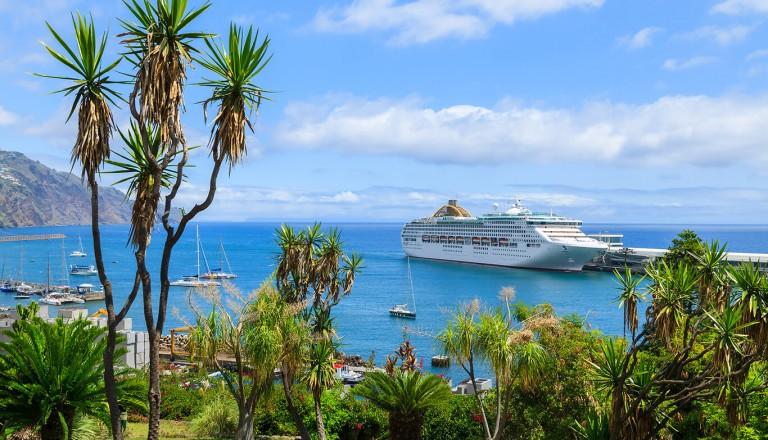 Kreuzfahrten - Atlantik - Madeira