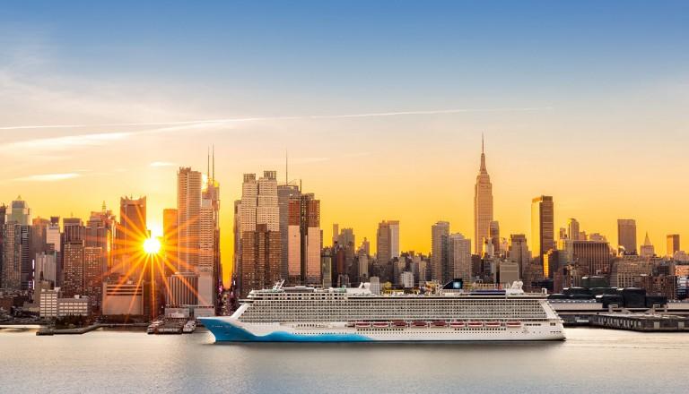 Kreuzfahrten - Atlantik - Newyork