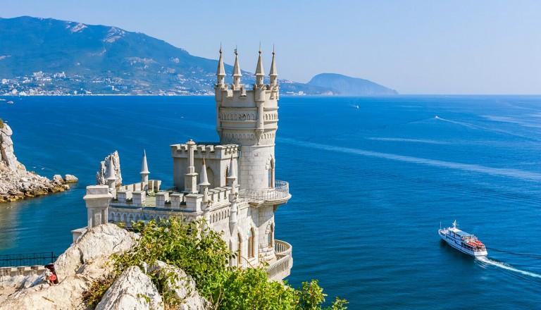 Kreuzfahrten - Dnjepr - Jalta