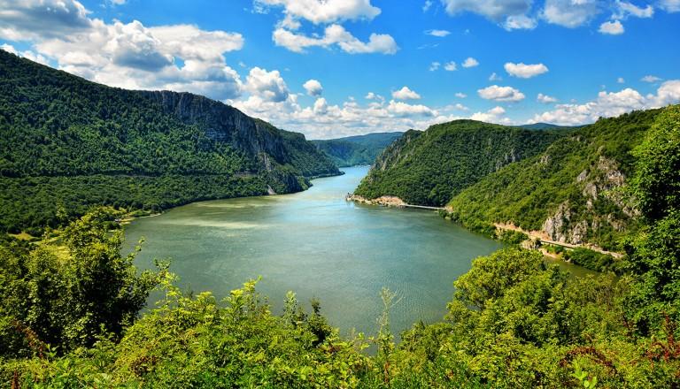 Kreuzfahrten - Donau - Rumaenien und Ukraine