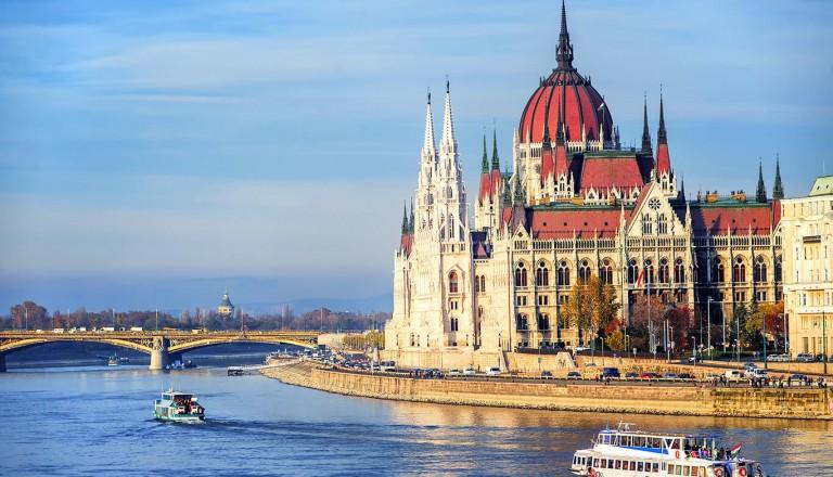 Kreuzfahrten - Donau - Ungarn