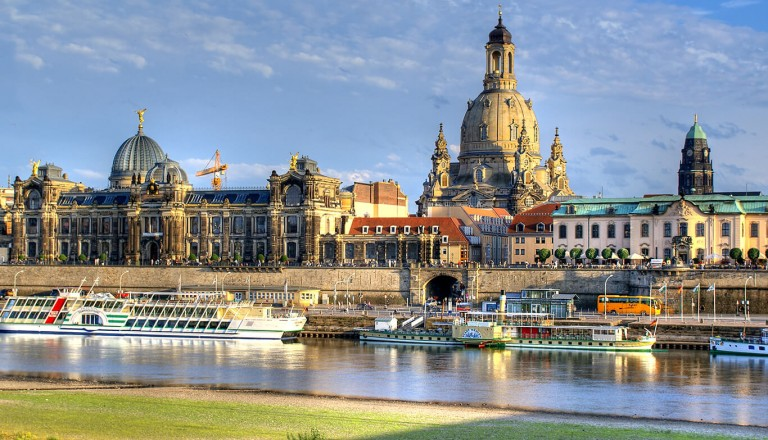 Kreuzfahrten - Dresden