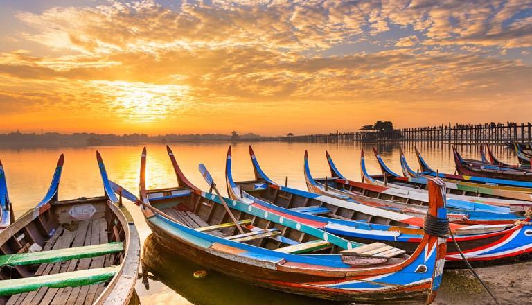 Kreuzfahrten - Irrawaddy