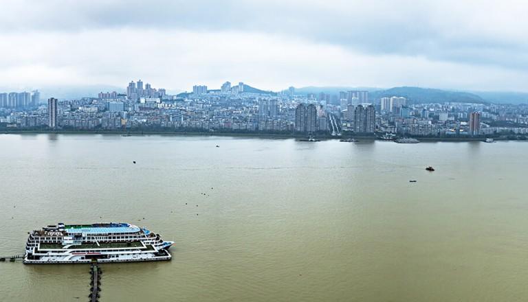 Kreuzfahrten - Jangtse - Fengdu