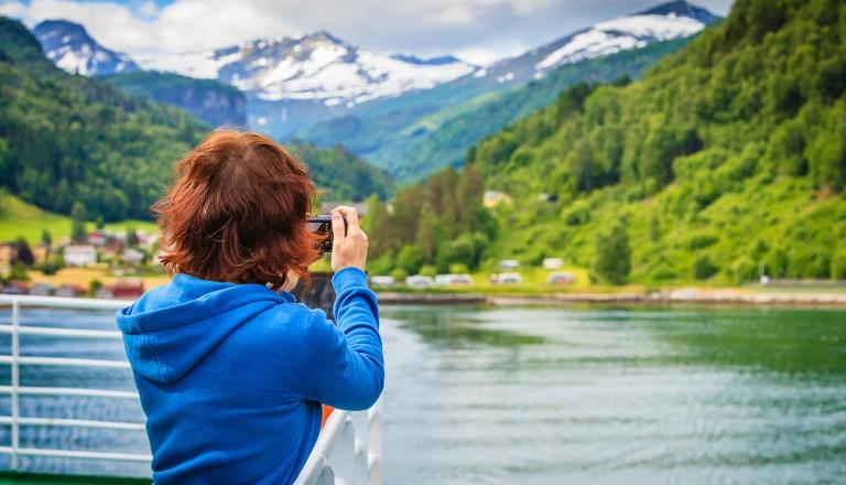 Kreuzfahrten - Nordmeer - Norwegen