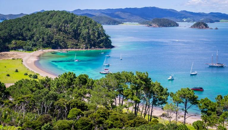 Kreuzfahrten - Pazifik - Neuseeland