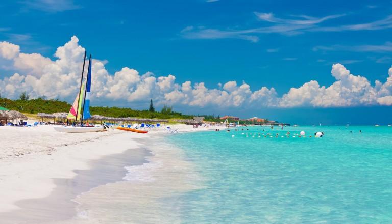 Kuba - Varadero Strand