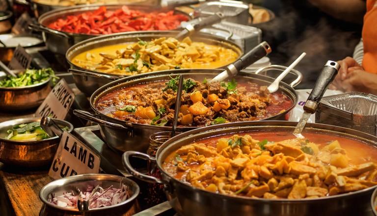 Kulinarische-reisen - Indian