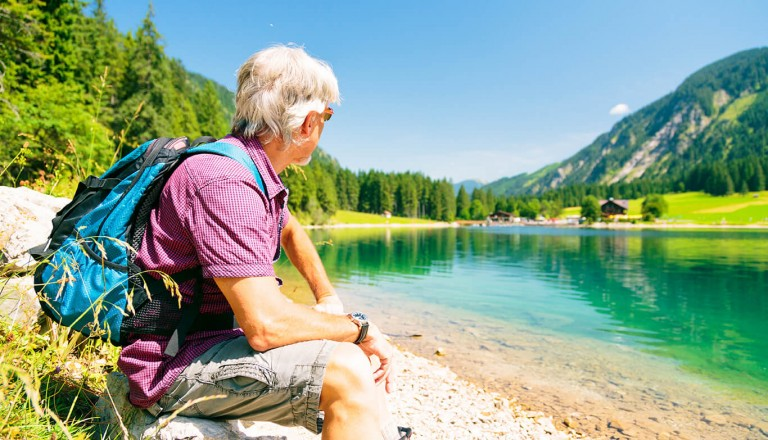 Kur - Kurreisen fuer Senioren