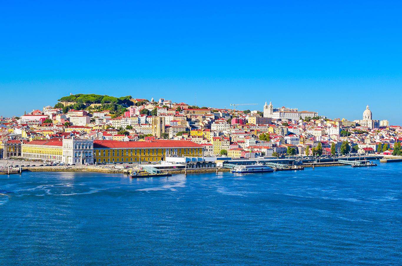 Lissabon-Badeurlaub.