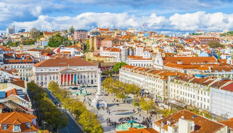 Lissabon-Baixa