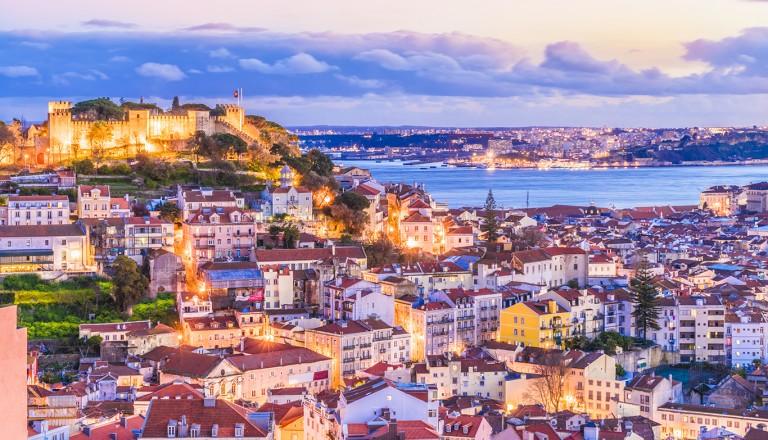 Lissabon-Mouraria