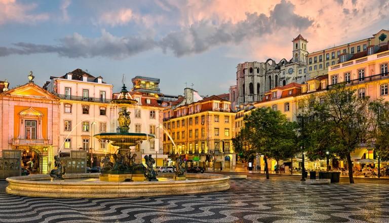Lissabon-Partyurlaub-Nachtleben