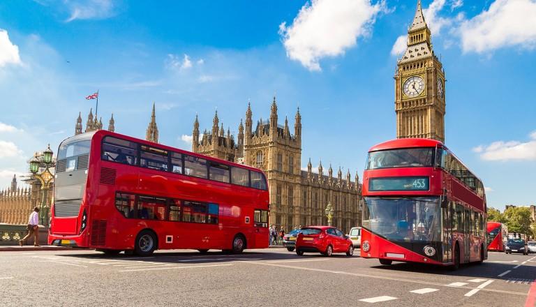 London-Hotels-und-Bus