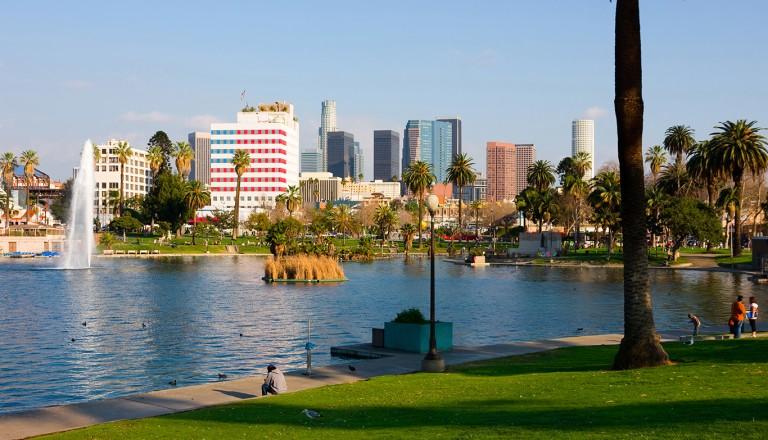 Los-Angeles-Staedtereisen-Fruehling