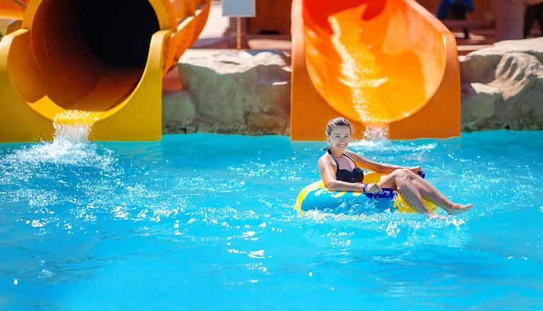 Madeira - Aquapark Santa Cruz