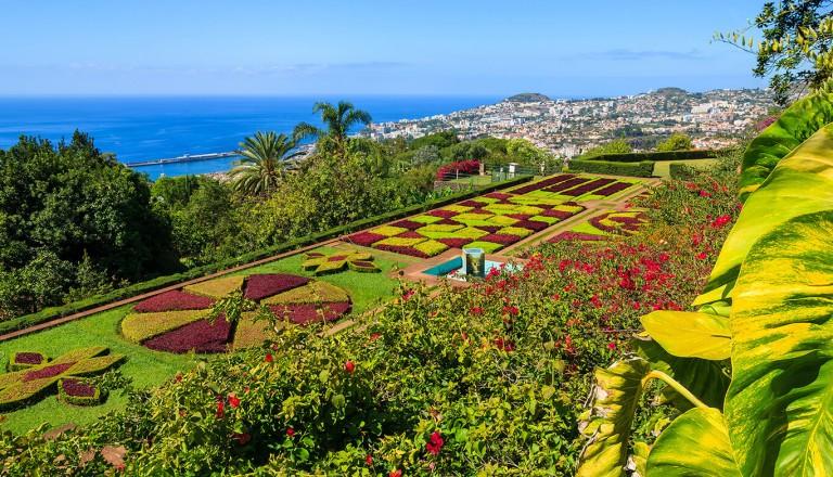 Madeira - Magic Garden Themenpark