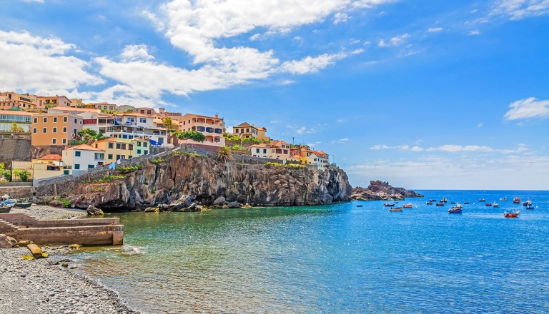 Madeira - reisen