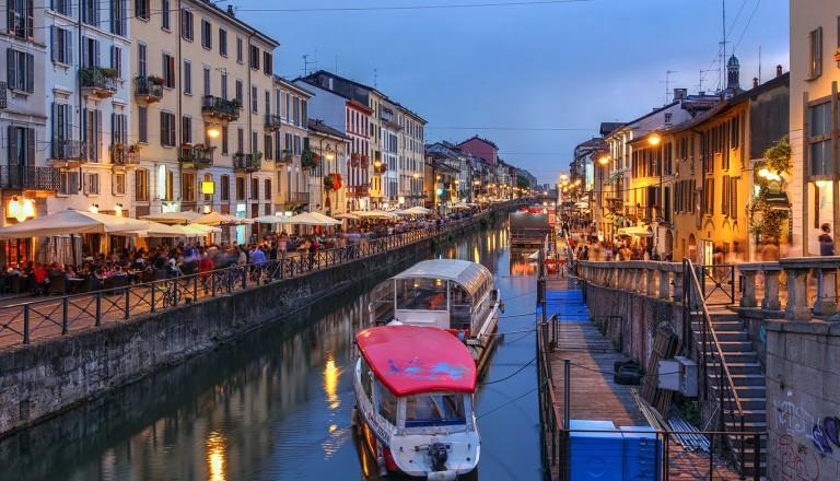 Mailand-Nachtleben-Partyurlaub-