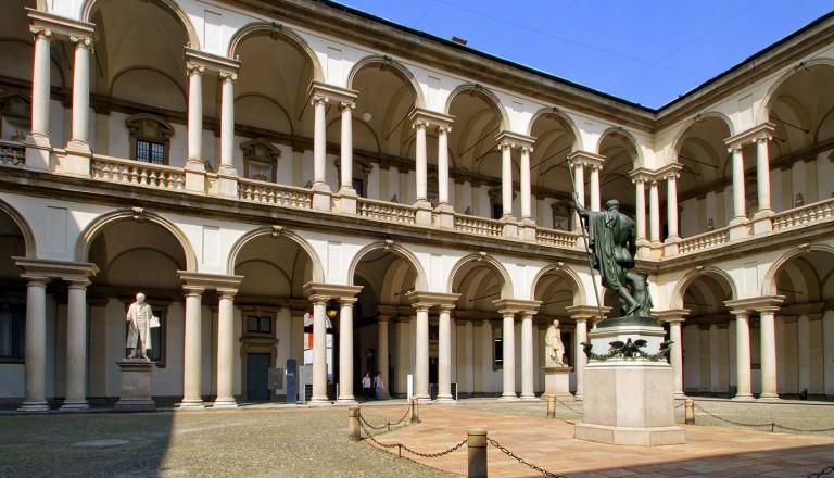 Mailand-Pinacoteca-di-Brera