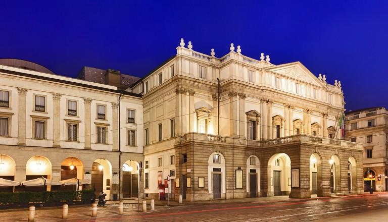 Mailand-Scala.