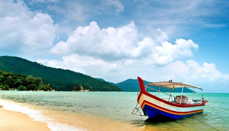 Malaysia - Batu Ferringhi auf Penang