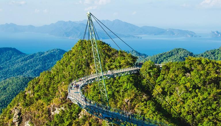 Malaysia - Langkawi Sky Bridge