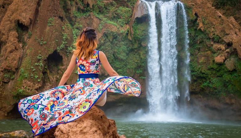 Marokko - Nationalpark Tazekka