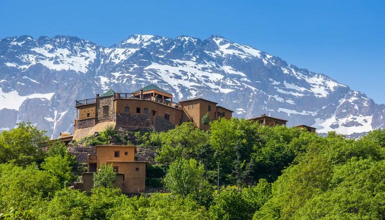 Marrakesch-Fruehling