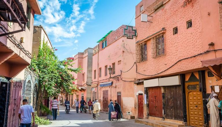 Marrakesch-Staedtereisen-