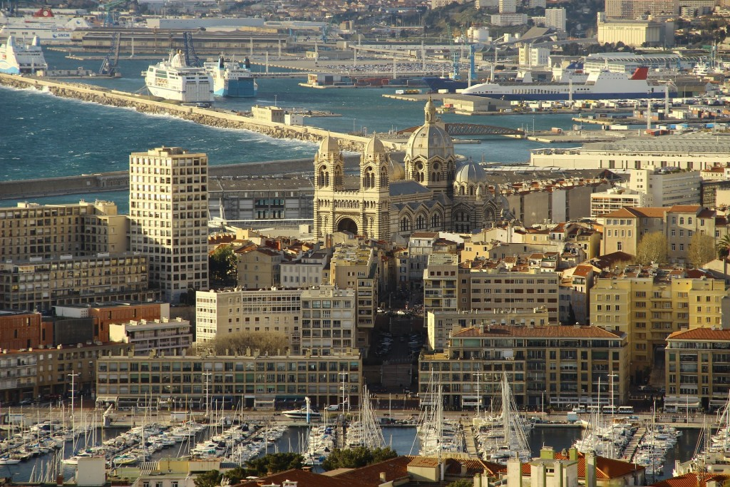 Marseille Kathedrale