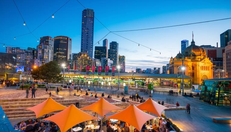 Melbourne-Partyurlaub
