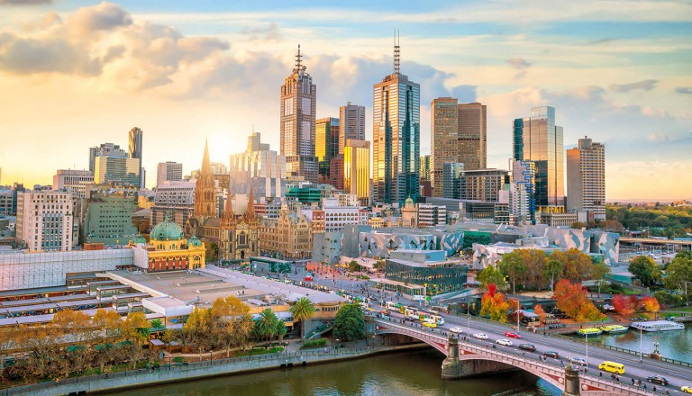 Melbourne-Staedtereisen-Herbst