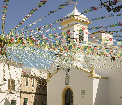 Menorca - Es Migjorn Church
