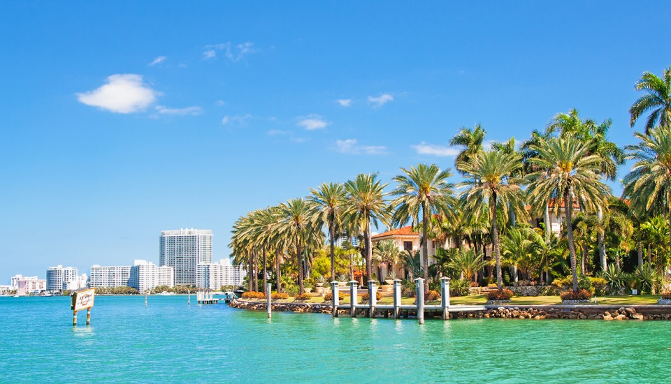 Miami-Staedtereisen