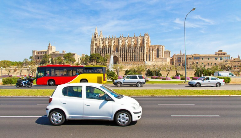 Mietwagen - Mallorca - Urlaub