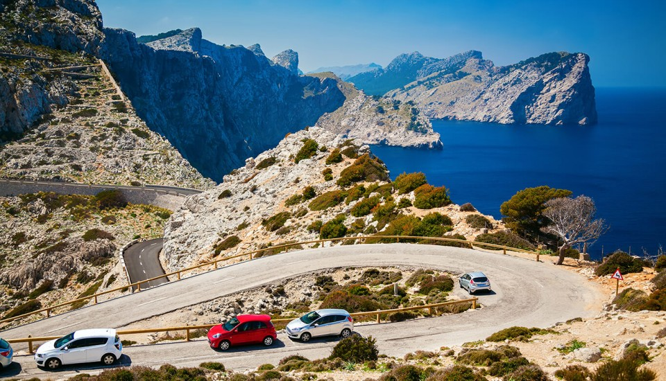 Mietwagen auf Mallorca
