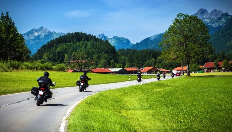 Motorradreise-Individualreise
