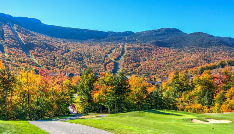 Neew England - Vermont- Autumn
