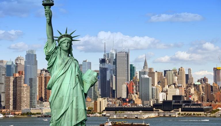 New-York-Freiheitsstatue.
