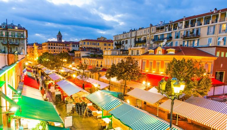 Nizza-Altstadt-Vieux-Nice