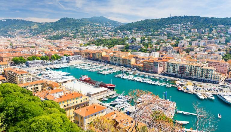 Nizza-Le-Port-Lympia