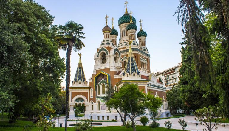 Nizza-Russisch-orthodoxe-Kathedrale-Saint-Nicolas