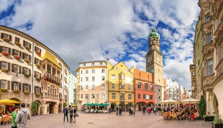 Oesterreich-Goldenes-Dachl-Innsbruck